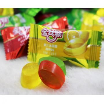 金丝猴水晶果汁硬糖