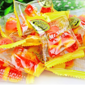徐福记果汁橡皮糖