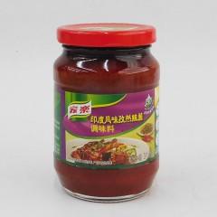 家乐印度风味孜然辣酱调味料310克