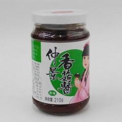 仲景香菇酱原味210g