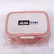 爱佳馨品饭盒粉色