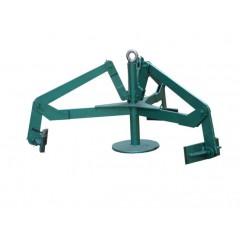 砂轮吊具升降辅助设备