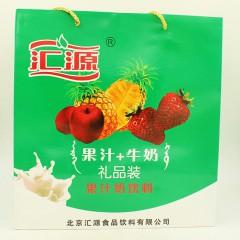 汇源250ml果汁牛奶礼盒