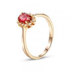 红宝石戒指