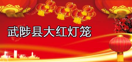 河南省武陟县大红灯笼厂