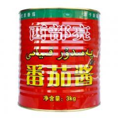 西部亮番茄酱
