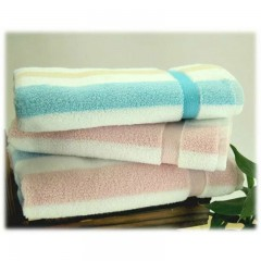 浴巾GA3014W蓝红
