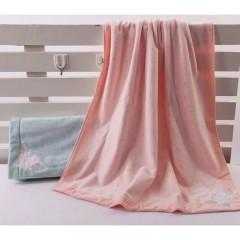 浴巾GA3018H桔绿