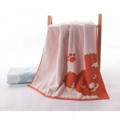 浴巾GA3056W红蓝