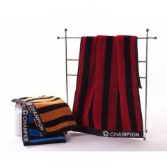 浴巾GA3057红黄蓝