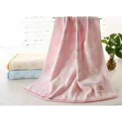 浴巾GA3065WH红黄蓝