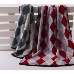 浴巾GA3066红绿