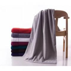 浴巾GA3076红灰1白紫2蓝棕紫1灰2