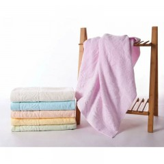浴巾GA3083棕蓝桔黄绿红