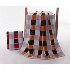 浴巾GA3094桔红