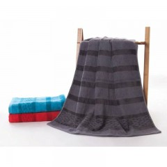 浴巾GA3107灰蓝红黄