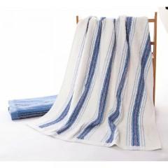 浴巾GA3121白蓝