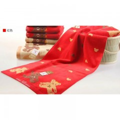 浴巾SG3286WH红棕