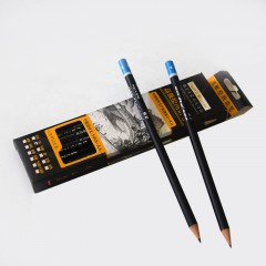 飞雁绘图铅笔 H/HB/2H/3H
