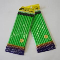中华长城牌铅笔400   小皮头   袋装  10支