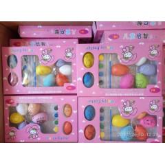 套装手绘彩蛋