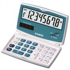 卡西欧计算器SL-100NC  粉红/ 蓝