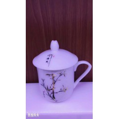 玉珑陶瓷杯