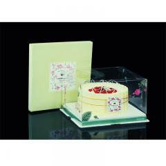 蝶恋花 透明三合一盒