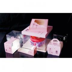 享 · 滋味 透明三合一盒