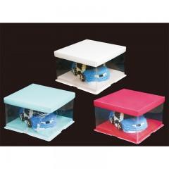 透明三合一盒