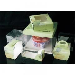 秋·意浓(绿) 透明三合一盒