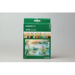 三木36色彩色铅笔  5793