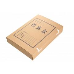 三木纯木浆牛皮纸档案盒     6031