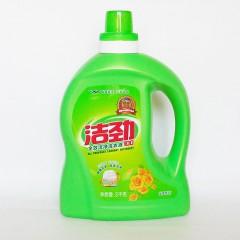洁劲全效洁净洗衣液3kg