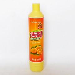 洁劲香橙除油洗洁精500ml