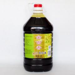 金百香纯正菜籽油5L