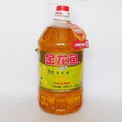 金龙鱼纯香菜籽油非转基因5L