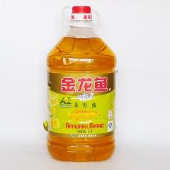 金龙鱼纯香营养菜籽油5L