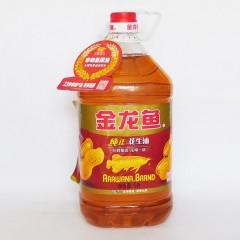 金龙鱼纯正花生油5L