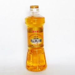 金龙鱼稻米油700ml