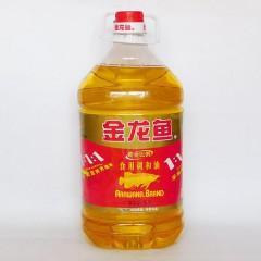 金龙鱼黄金比例调和油5L