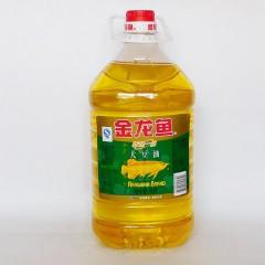 金龙鱼精炼一级大豆油5L