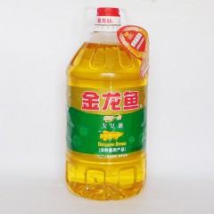 金龙鱼精炼一级大豆油非转基因5L