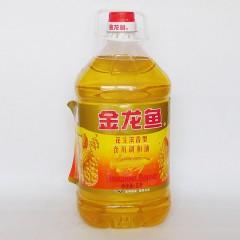 金龙鱼浓香花生调和油5L