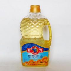 多力葵花籽油1.8L