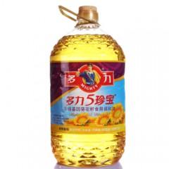 多力珍宝葵花调和油5L