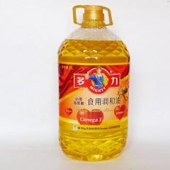 多力脂肪酸调和油5L