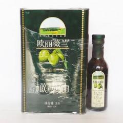 欧丽薇兰特级初榨橄榄油单只3000ml