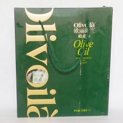 欧丽薇兰特级初榨橄榄油礼盒750mlx2