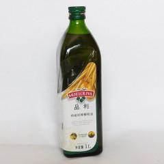 品利特级初榨橄榄油单只1000ml
